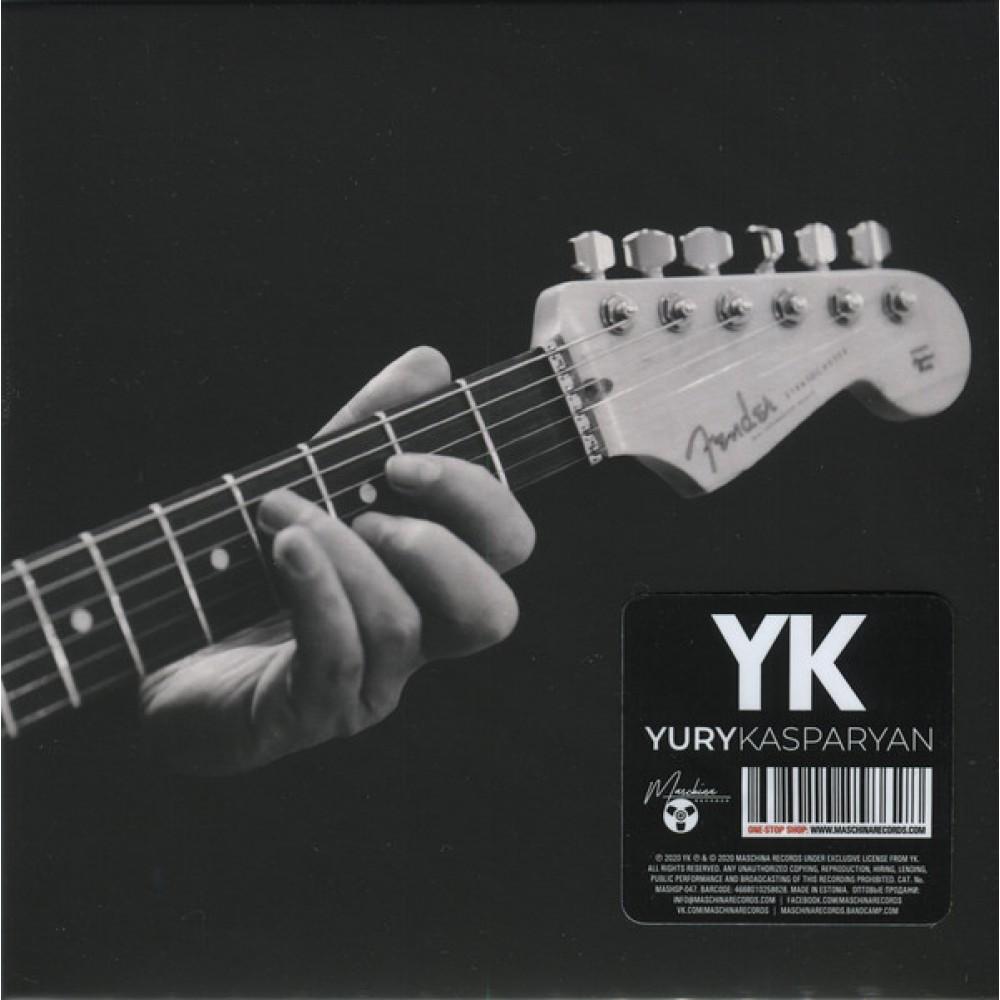YK (Юрий Каспарян) - YK