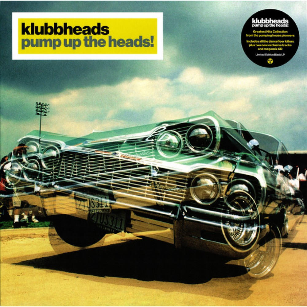 Klubbheads - Pump Up The Heads!