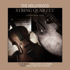 String Quartet In C Major/ Italian Serenade In G Major