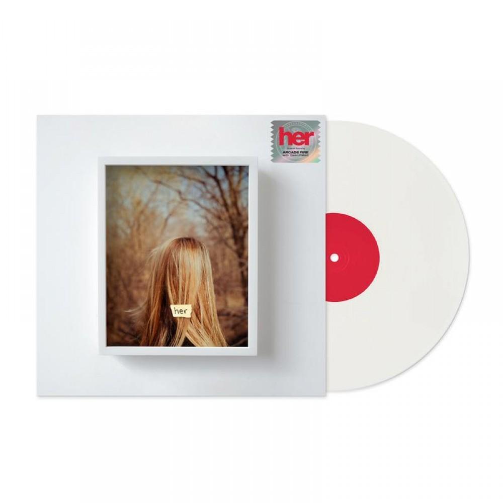 Her (Music By Arcade Fire & Owen Pallett / White Vinyl)