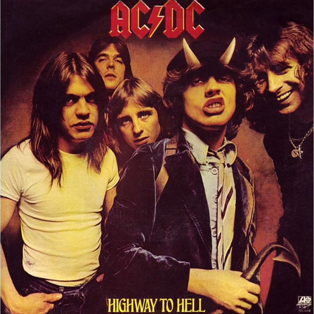 Альбом Highway To Hell
