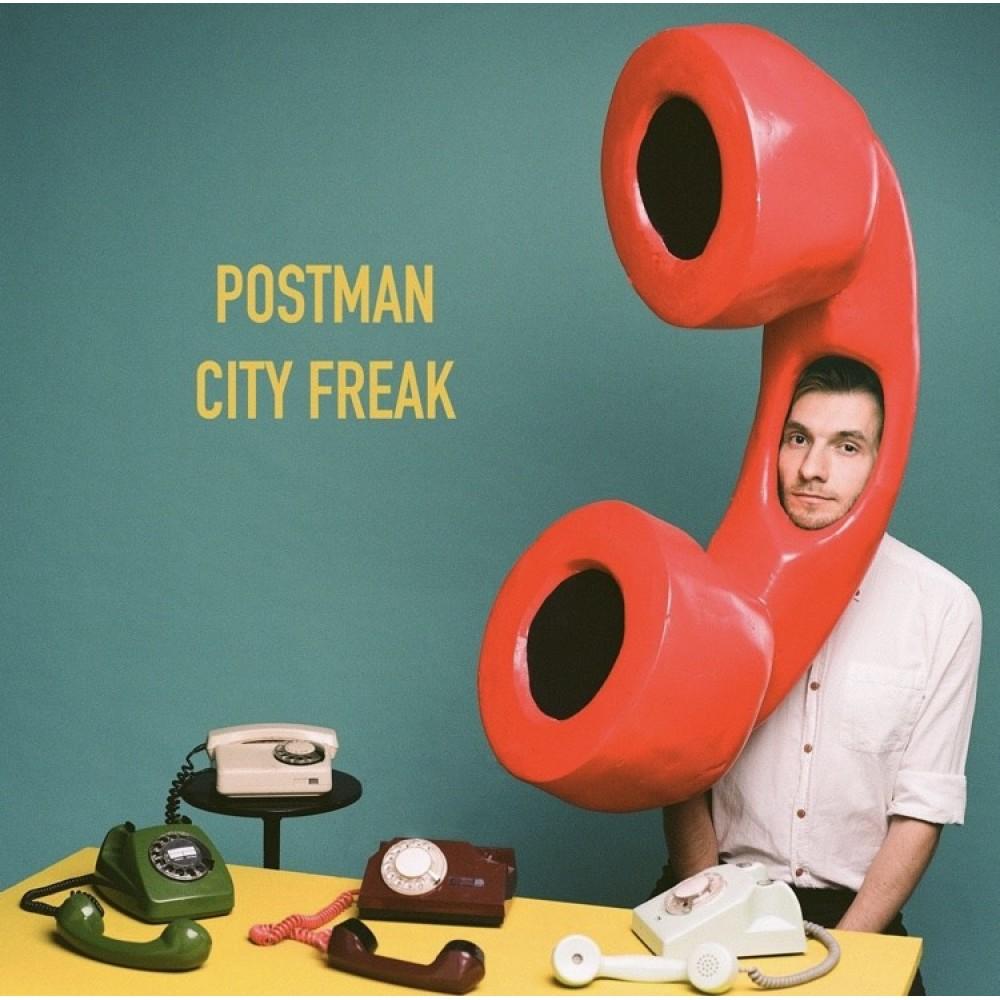 Альбом City Freak