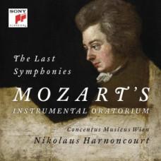 Symphonies No.39-41