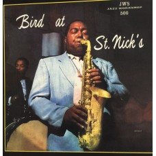 Bird At St. Nick